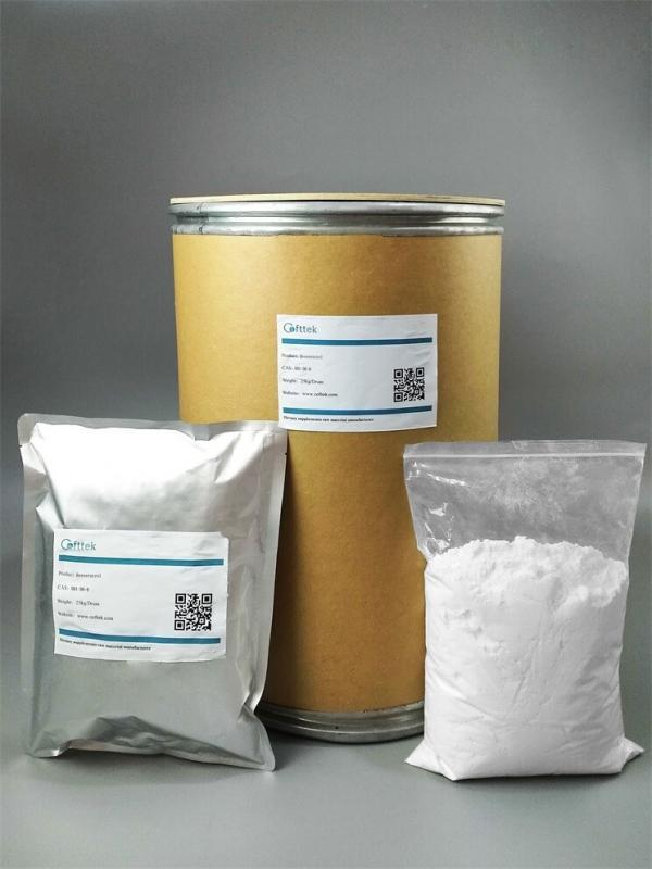 Купете Resveratrol (501-36-0) Производител - Cofttek