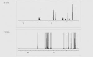Vinpocetine (42971-09-5) - NMR Spectrum