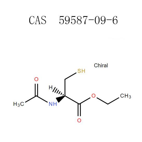 N-Acetyl-L-cysteine ethyl ester (59587-09-6)
