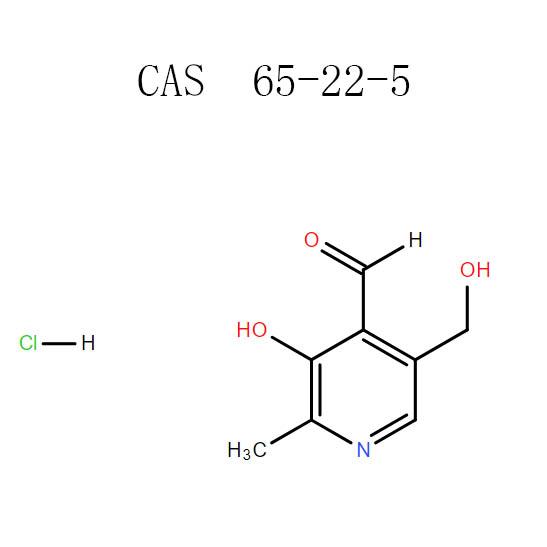 પાયરીડોક્સલ હાઇડ્રોક્લોરાઇડ (65-22-5)